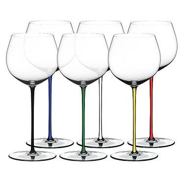 Набор хрустальныхбокалов для вина Riedel Oaked Chardonnay