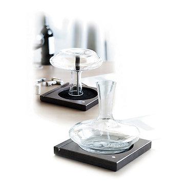Подарочный набор декантер Pulltex Morpheus и сушилка