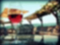 бокалы для розового вина, бокалы для белого вина