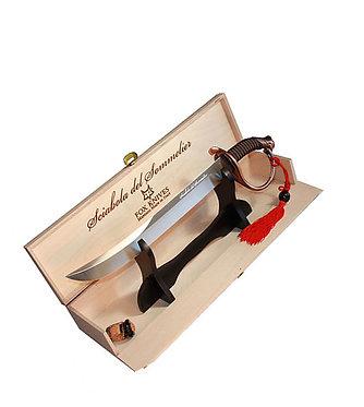 Сабля для открывания шампанского Fox Knives