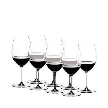 Набор бокалов Riedel серии Veritas по специальной цене Cabernet /Merlot 8 по цене 6