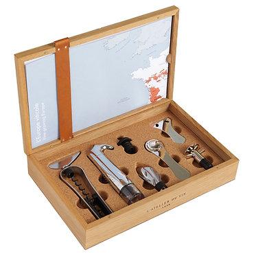 Подарочный набор винных аксессуаров Oeno Box Collector L'atelier du vin