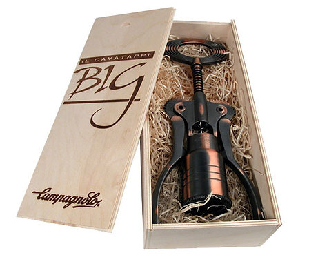 Штопор рычажный Campagnolo Big Bronzed