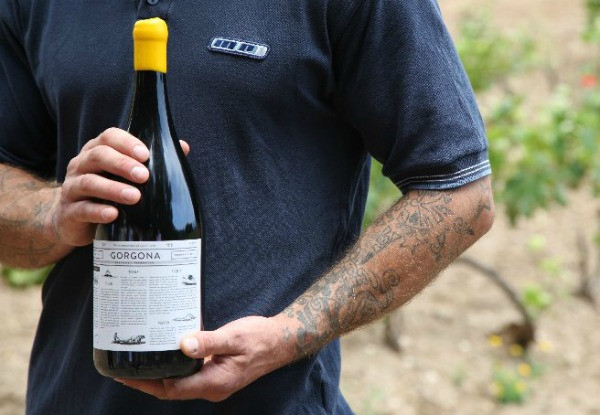 Вино сделанное заключенными