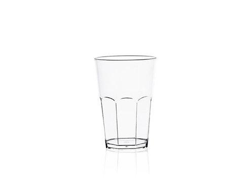 Набор небьющихся бокалов для воды и сока Pacha light medium 400 мл - 4 шт