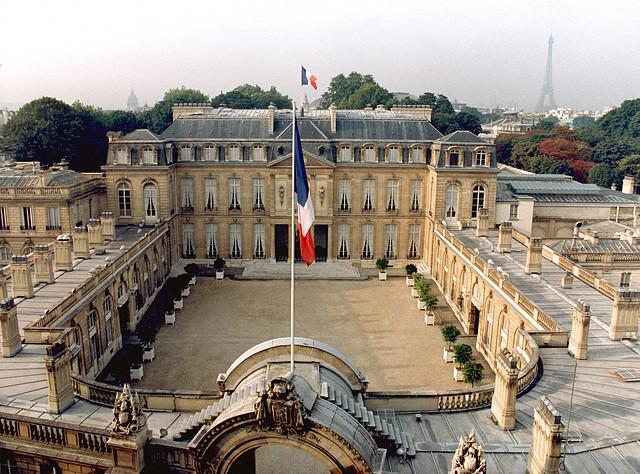 Правительство Франции, Париж