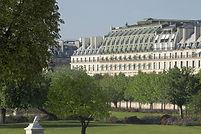 Отель Le Meurice Париж Франция