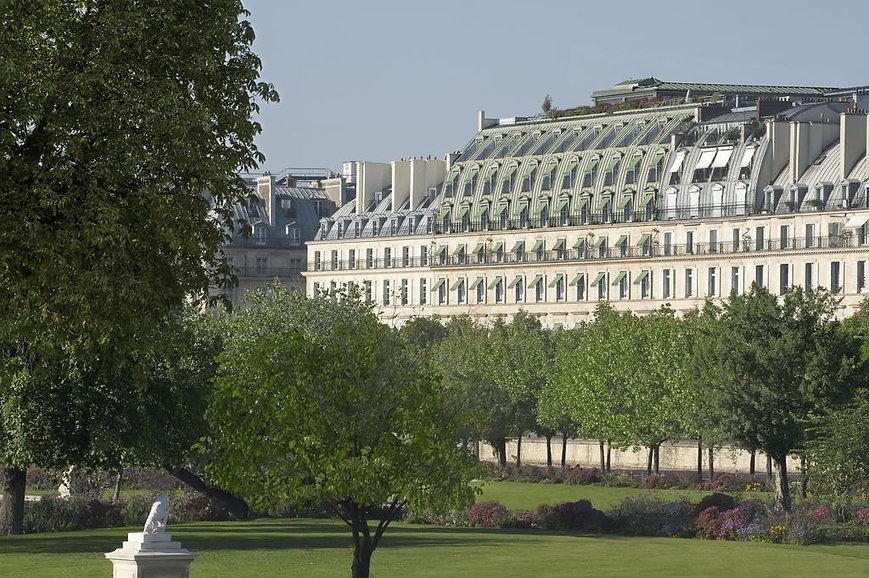 Отель Le Meurice, Paris