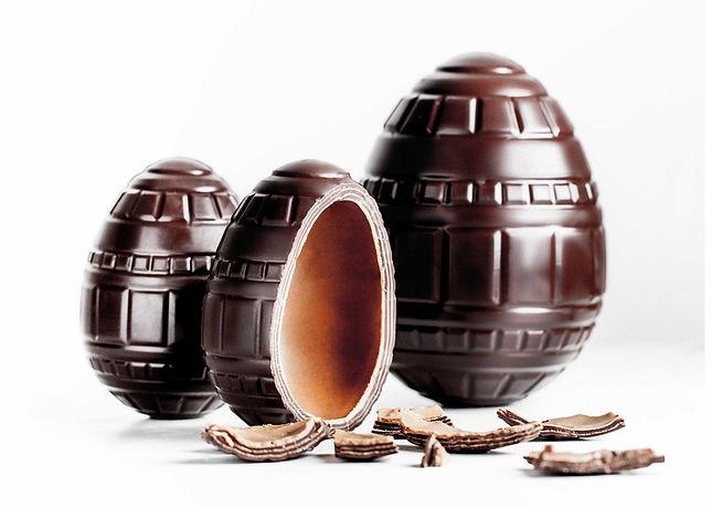 Alain Ducasse пасхальные яйца