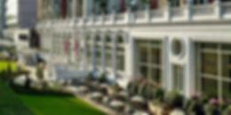 Отель в Лондоне Mandarin Oriental Hyde Park North Exterior