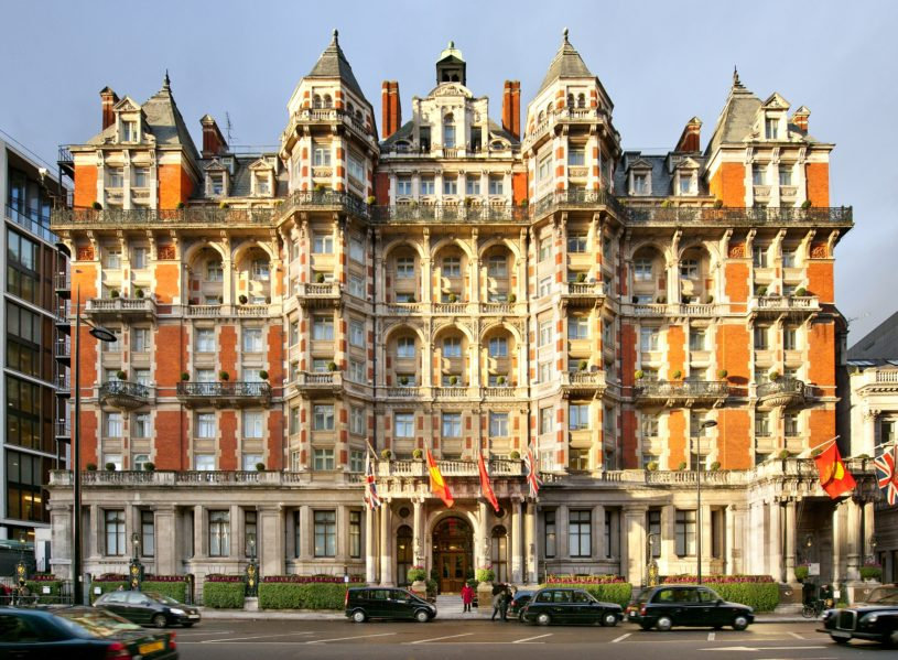 Отель в центре Лондона