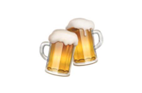 10 самых популярных алкогольных Emoji. Проверьте себя