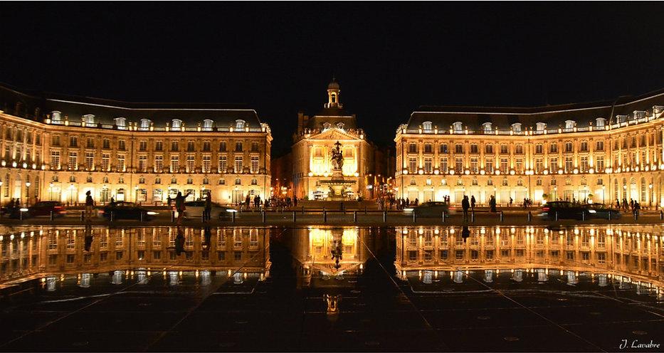 Винодельческий регион Bordeaux Франция Реймский собор