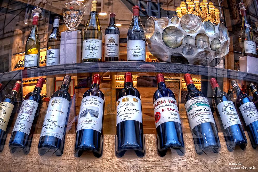 Бутилироанное вино