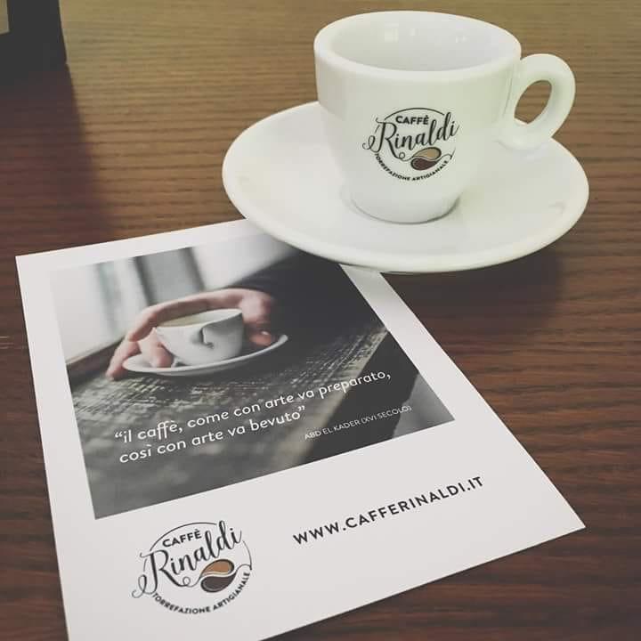 чашка кофе Рим Италия