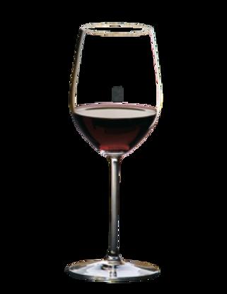 Бокал Ридель для выдержанного красного вина бордо