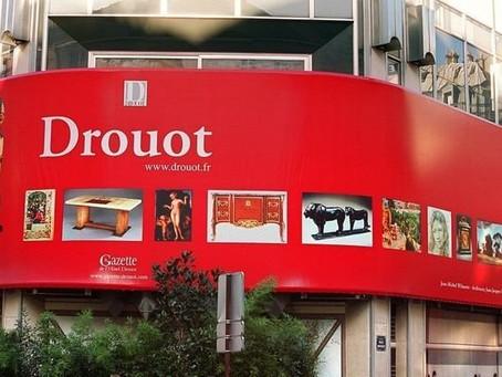 В конце мая на аукционе Drouot будут выставлены на продажу вина из Елисейского дворца