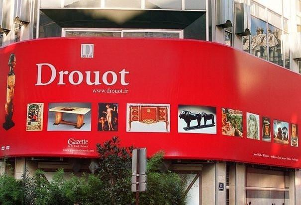 Аукцион Drouot