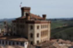 Винные замки Италии Барбареско