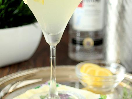 5 умопомрачительных рецептов летнего мартини!