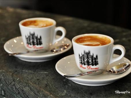 Три чашки кофе в день снижают риск инфаркта на 21%