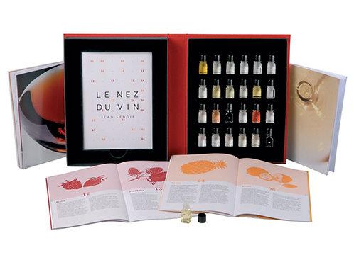 "Коллекция ""Нос вина"" 24 аромата в коробке"