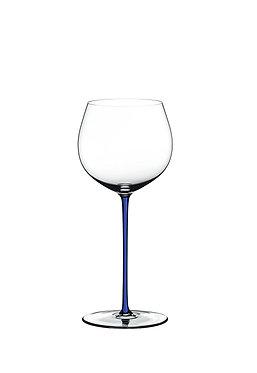 Бокал Riedel Fatto a Mano Oakd Chardonnay Dark Blue
