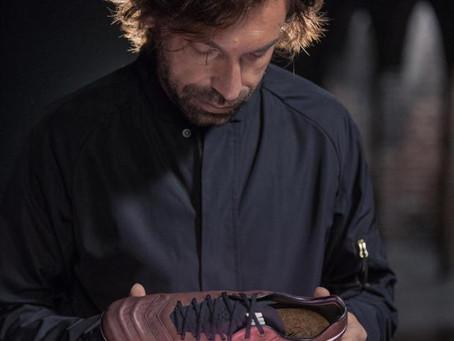 Nike выпустила ''винные'' бутсы в честь Андреа Пирло