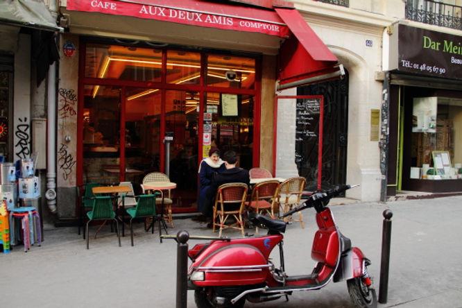 Лучшие места для отдыха в Париже