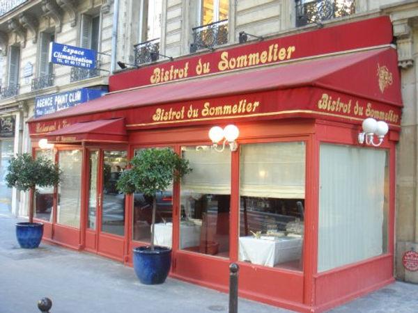 Лучшие бары Парижа