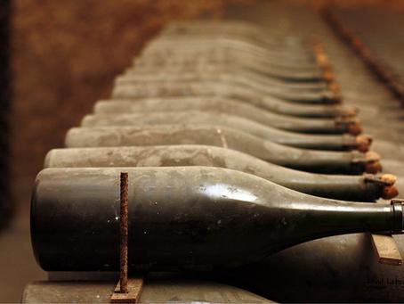 Шампанское – новый фаворит инвесторов