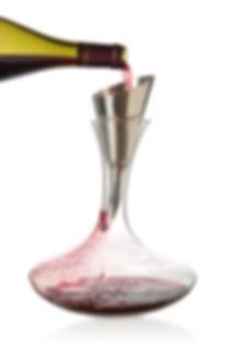 Воронка для декантирования красного вина Бордо