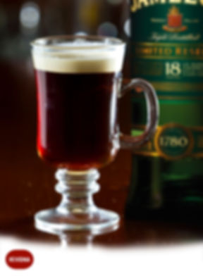 ирландский кофе рецепт