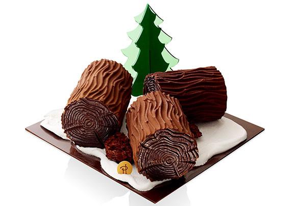 Рождественские десерты Франции
