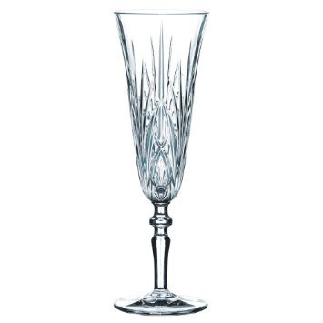 Хрустальный бокал для шампанского вина Palais Nachtmann в средневековом стиле