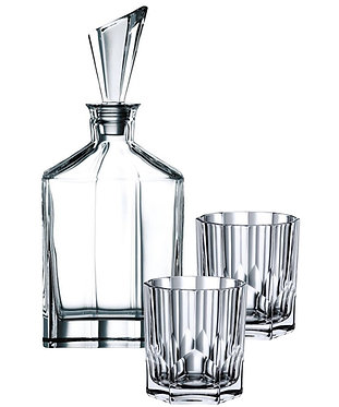 Набор для виски Aspen Nachtmann декантер и 2 тумблер