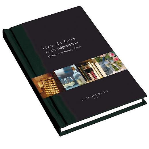 книга для записей с дегустации