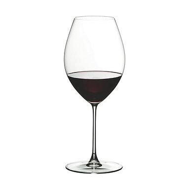 набор хрустальных бокалов для красного вина Riedel Veritas Old World Syrah - 2 шт.