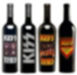 Вино рок-группы Kiss