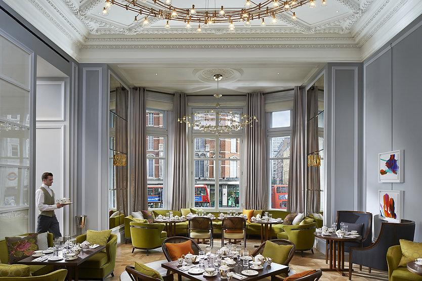 кафе The Rosebery London