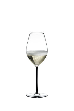 Бокал Riedel Fatto a Mano Champagne Wine Glass Black