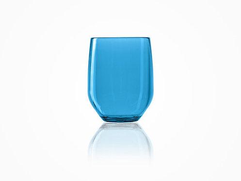 Набор небьющихся стаканов Italesse Party beach 420 мл цветной пластик