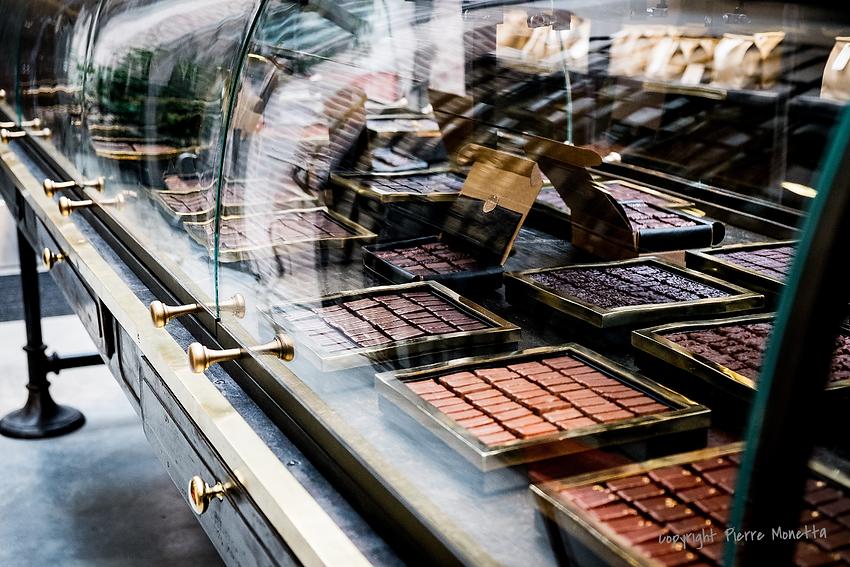 Шоколатье Ален Дюкасс Париж