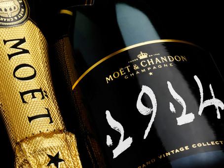 Уникальная коллекция шампанского Moët & Chandon продана в Лондоне
