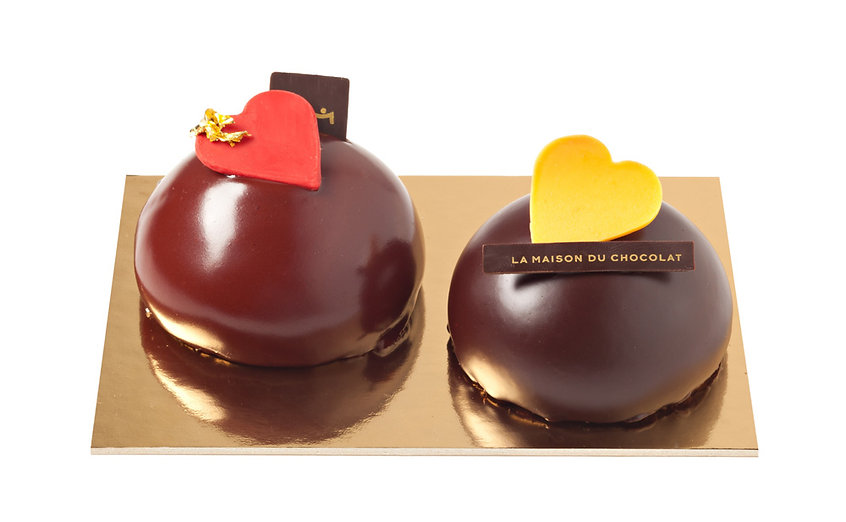 La Maison du Chocolat шоколатье Парижа