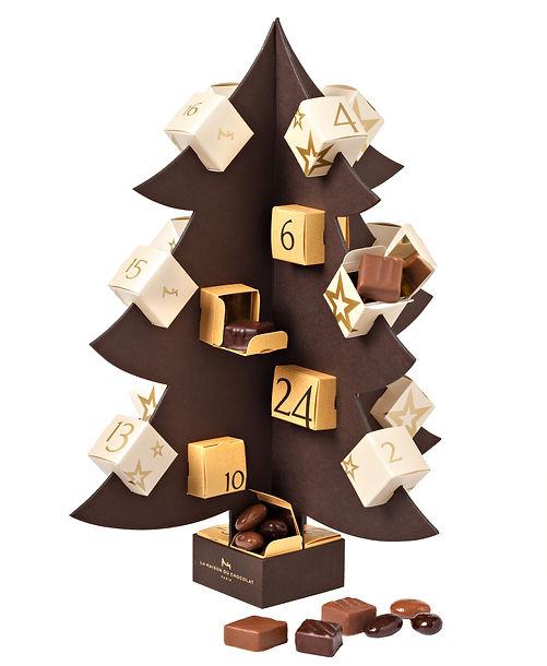 La Maison du Chocolat noel рождественское полено