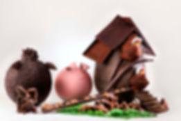 Paris пасхальные десерты Патрик Роджер