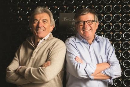 Жан-Пьер и Франсуа Перрены люди года по версии журнала Decanter