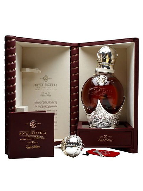 The Royal Brackla 35 Year Old лимитированные виски