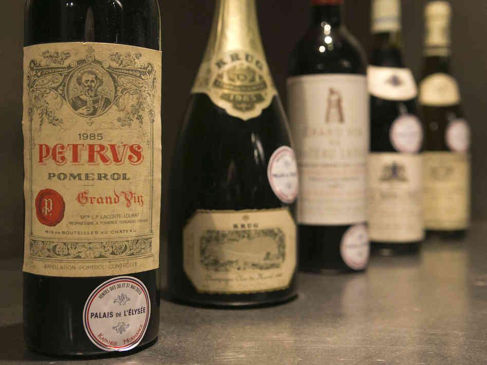 Аукцион вин